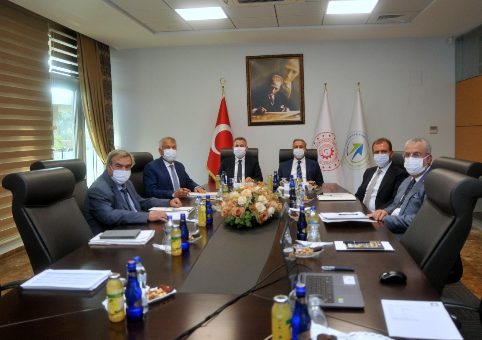 ÇKA Toplantısı Adana'da Gerçekleştirildi
