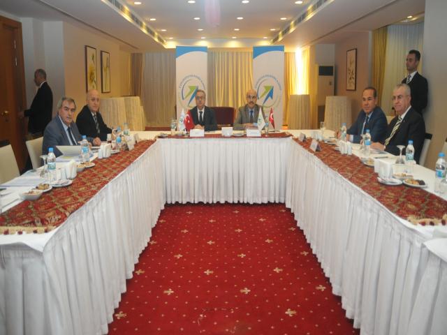 ÇKA Yönetim Kurulu Toplantısı Adana'da Gerçekleştirildi