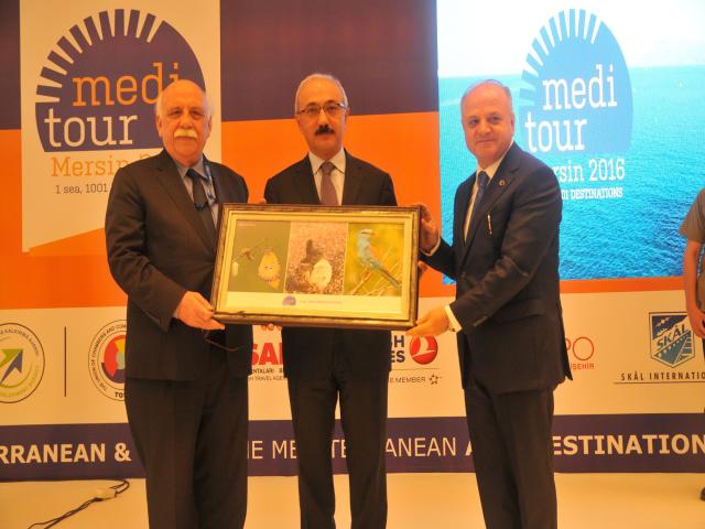 7.Akdeniz Turizm Forumu- MEDİTOUR 2016 Başladı